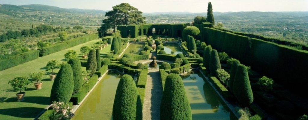 Sulle tracce dei Medici. <br>Giardini fiorentini e nobili dimore